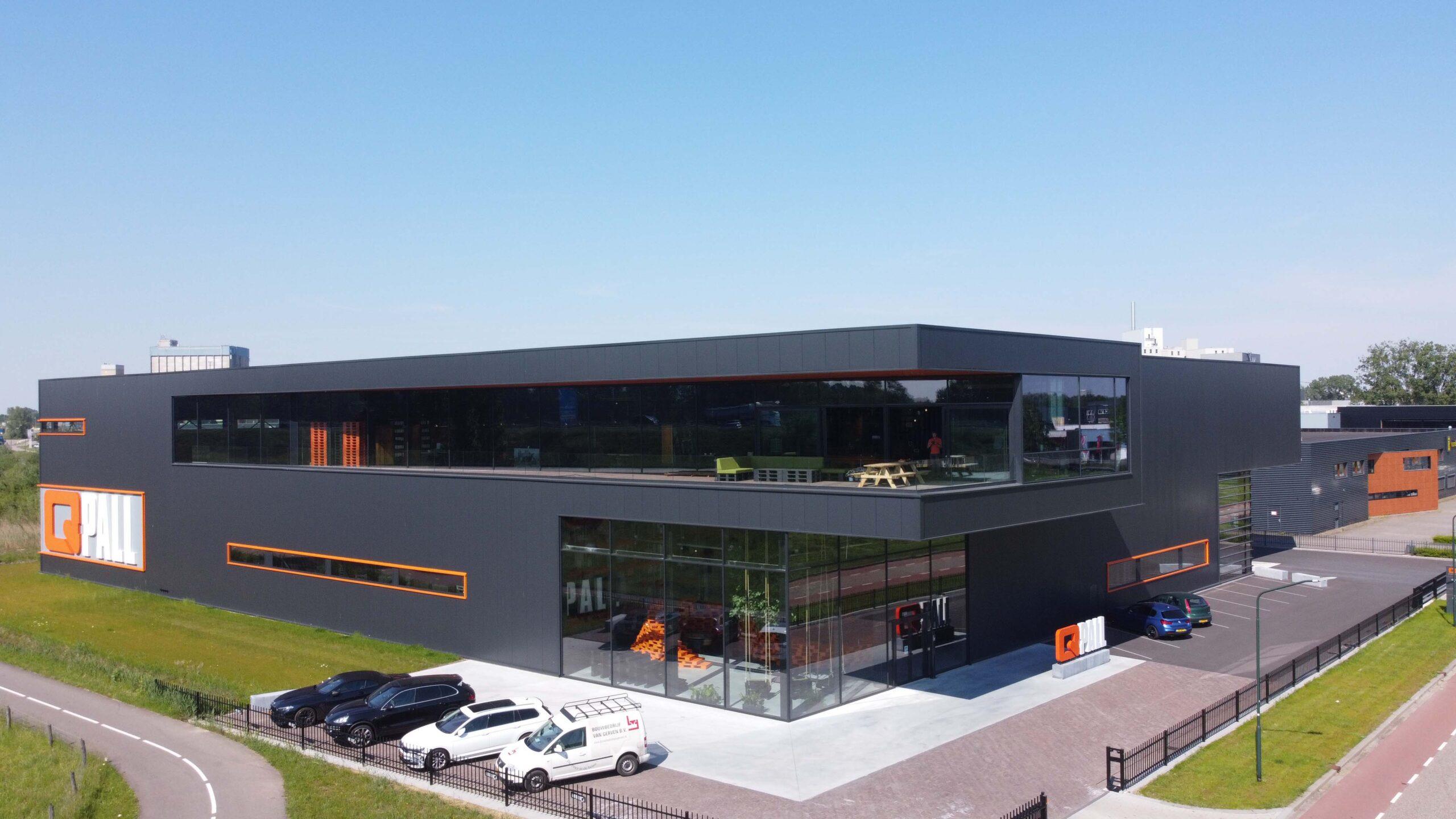Q-Pall Veghel - bouwbedrijf van Gerven 2